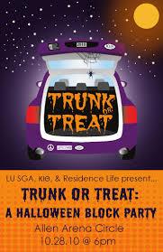 Halloween Trunk Or Treat Ideas by
