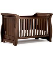 Boori Sleigh Cot Bed Boori Cot Beds Direct2mum