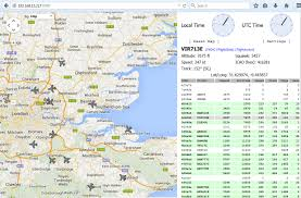 Rpi Map Tracking Airplanes On A Raspberry Pi Electronic Adventures With