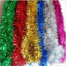 new tree tinsel 2 meters new year
