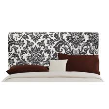 Black Upholstered Headboard Queen by Perfect Slipcover For Headboard Queen 26 For Upholstered Headboard