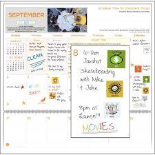 Wall Calendar Organizer 9781926644721 Student Organizer 2018 Wall Calendar More Time Moms
