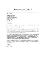 social work cover letter 2 social work cover letter experimental gallery sle worker 2 cruzrich