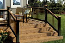 aluminum deck railing systems stair u2014 railing stairs and kitchen