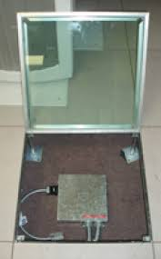 Glass Floor L Tate Glass Raised Floor Panel