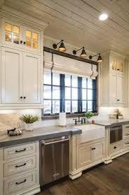 Kitchen Sink Lighting Ideas Best 25 Off White Kitchens Ideas On Pinterest Off White