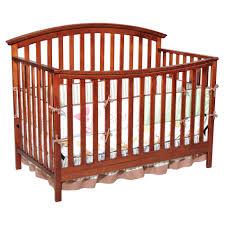 Cheap Convertible Cribs by Delta Children Catalina 4 In 1 Convertible Crib Spice Cinnamon