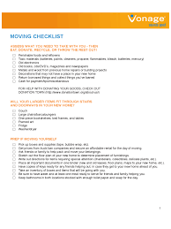 house moving checklist template 5 free templates in pdf word