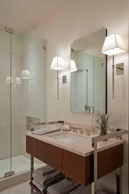 Modern Bathroom Wall Sconces Home Lighting Design - Designer bathroom wall lights