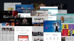 joomla templates responsive and hotthemes