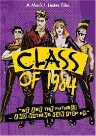 class of 1984 dvd class of 1984 perry king merrie ross timothy
