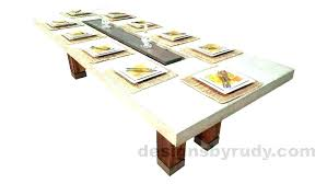 concrete and wood dining table concrete and wood dining table bumpnchuckbumpercars com