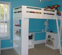 Bunk Bed Without Bottom Bunk White What Goes The Loft Bed How About A Big Bookcase
