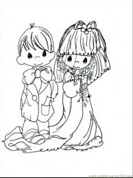 popular free printable wedding coloring pages 911 unknown