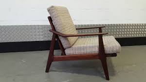 mid century vintage danish armchair vinterior