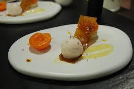 thym serpolet cuisine bras officiel et voici l abricot poché et thym serpolet