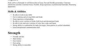 Free Resume Templates Doc Resume Awesome How To Complete A Resume Free Bartender Resume