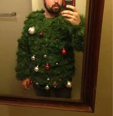 Meme Christmas Sweater - and then there was the ugliest christmas sweater of them all meme guy