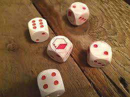 printable question dice create custom 3d printable dice