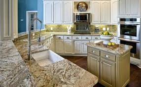 Backsplash Ideas For Kitchens With Granite Countertops Granite Countertop Styles Vernon Manor