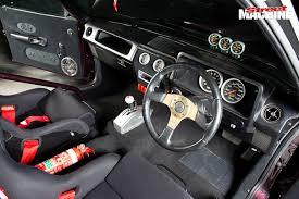 cube cars interior 460 cube ford xd fairmont street machine