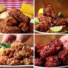fried chicken from around the world fried chicken food and recipes