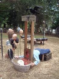 Outdoor Halloween Decorations Discount by 442 Best Outside Halloween Decorations Images On Pinterest