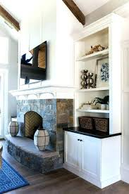 fireplace built in cabinets fireplace built in cabinets built in cabinets around fireplace plans
