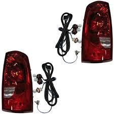 Led Tail Light Bulbs For Trucks by Amazon Com 03 2003 Chevrolet Chevy Silverado 1500 2500 Except