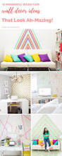 Washi Tape Wall by 10 Wonderful Washi Tape Wall Decor Ideas That Look Amazing
