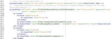 tutorial java primefaces ejemplo de uso con jsf 2 0 primefaces e hibernate adictosaltrabajo