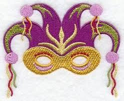mardi gras embroidery designs machine embroidery designs at embroidery library embroidery library