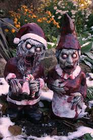 Zombie Apocalypse Halloween Decorations 112 Best Zombie Gnomes Images On Pinterest Zombies Gnomes And