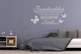wandsprüche wohnzimmer schwarz möbel wandtattoo bilder günstig kaufen bei