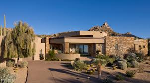 Southwestern Home by Desert Southwest Home Entrance Mid Century Obsession