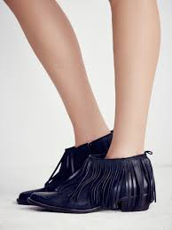 Wildfire Boots For Sale by Free People Wild Fire Fringe Boot In Black Lyst