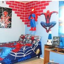 spiderman bedroom decor shining spiderman room decorations interesting decoration bedroom