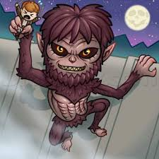 who is the beast titan how to draw a chibi beast titan attack on titan step by step