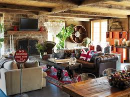 rustic home interior rustic industrial home with a particular design aesthetic