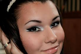 dramatic cat eye makeup kailan marie a beauty and lifestyle