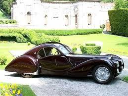 bugatti history cars of the art deco era