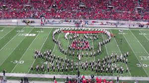 ohio state marching band hollywood blockbusters halftime show 10