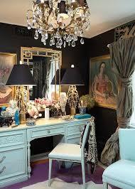 three folding mirrors makeup table ikea charming black teak wood