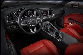 1999 Camaro Interior 2016 Chevrolet Camaro Vs Dodge Challenger