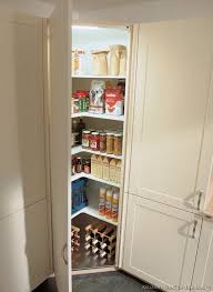 Height Kitchen Cabinets Best 25 Tall Pantry Cabinet Ideas On Pinterest White Glazed