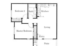 simple two bedroom house plans small house floor plan small two bedroom house plans simple