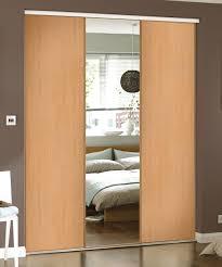 Sliding Wardrobes Doors Heritage Beech Effect Frame Sliding Wardrobe Door Savoy Timber