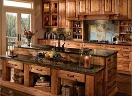 rustic kitchen island plans small kitchen rustic cabin normabudden