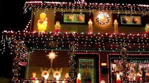 the skebo family christmas display 2012 on gartner st located in