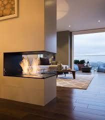 double sided electric fireplace 42 enchanting ideas with ravishing